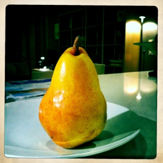 Hipstamatic pear